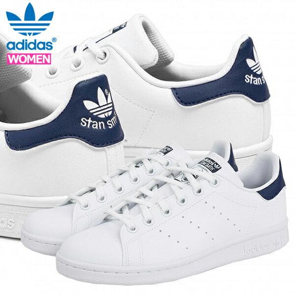 【クーポンで最大10%OFF!】adidas STAN SMITH J アディダス スタンスミス S76330 ホワイト レディース ジュニア ads67