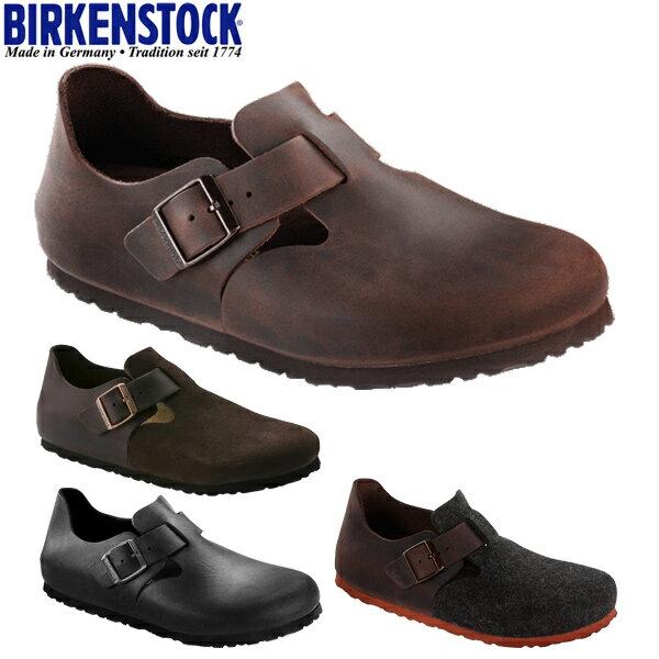 ビルケンシュトック ロンドン ビルケン メンズ レディース サンダル BIRKENSTOCK レザー LONDON 本革 天然皮革 レザー リアルレザー birkenstock-london ボストンも販売中