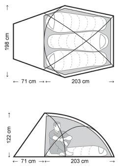タクティカルシェルタースコーピオン3