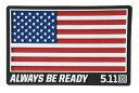 5.11 USA パッチ
