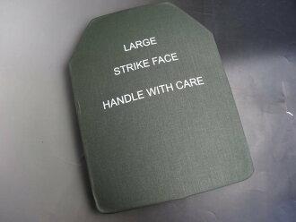 数量有限! 美国陆军 7.62 毫米 APM2 防弹陶瓷板 L 尺寸新品牌