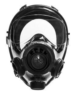 緊急入荷!数量限定!!SGE400/3NATO軍用NBCタクティカルガスマスクセット(新品)