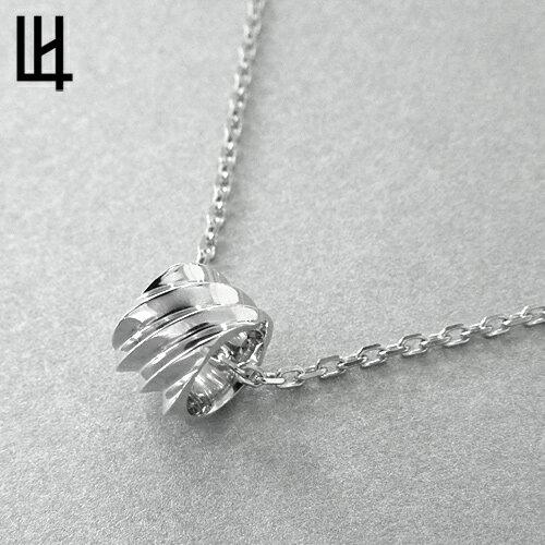 LION HEART Petite Modern メビウスリング シルバー プチネックレス (メビウス5) 01NE0511SV プチモダン ライオンハートネックレス 【楽ギフ】【あす楽対応】[即納可]【RCP】[Rism]