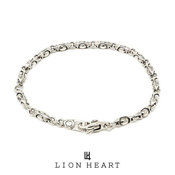 LION HEART HOWL スモールファングドブレスレット 01BR0011SV ライオンハート ハウル メンズ シルバー ブレスレット [LH]