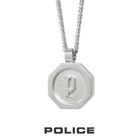"""ポリス """"TOKEN"""" ステンレスネックレス 26155PSS POLICE ステンレス 送料無料 ギフト 誕生日 プレゼント ケース付き"""