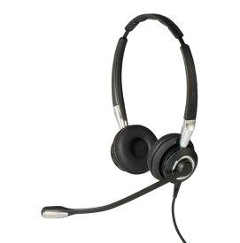 JABRA BIZ 2400 II QD Duo NC Wideband ヘッドセット 2489-820-209