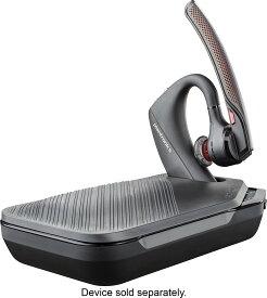国内正規品 プラントロニクス Plantronics Voyager 5200 Bluetooth ワイヤレスヘッドセット バッテリー内蔵キャリングケース付 セット