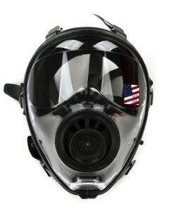 細菌ミサイル対策 NBC緊急避難用マスク SGE150 防毒ガスマスク サリン対応 核放射性粉じん/ウイルス/細菌/催涙ガスフルフェイス M/L