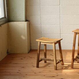 Siesta ロースツール 【ノベルティ対象外】 スツール 天然木 木製 マホガニー 椅子 イス チェアー チェア ブラウン 玄関 【あす楽対応】
