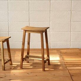 Siesta ハイスツール 【ノベルティ対象外】 ハイスツール 天然木 木製 マホガニー 椅子 イス ハイチェアー ハイチェア カウンターチェア カウンタースツール 【あす楽対応】