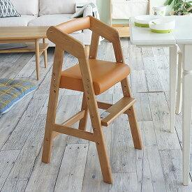 na-ni なぁに High Chair キッズハイチェア 【ノベルティ対象外】 キッズチェア ハイチェア 子供 椅子 こども 椅子 シンプル 天然木 ナチュラル 木製 ベビーチェア 【あす楽対応】