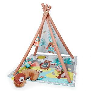 SKIP HOP スキップホップ キャンピングカブ・アクティビティジム SKIP HOP プレイマット 布のおもちゃ 赤ちゃん ベビー おしゃれ かわいい ギフト