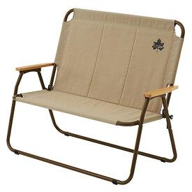 LOGOS ロゴス Tradcanvas チェア for2(発売20年記念) アウトドアチェア ベンチ LOGOS アウトドア用品 折りたたみ 椅子 キャンプ バーベキュー アウトドア キャンプ用品 【あす楽対応】