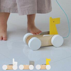 dou? MY ZOO 【ラッピング対応】 木のおもちゃ おもちゃ マイズー 知育玩具 知育 ウッド 誕生日 出産祝い プレゼント プルトイ 【あす楽対応】