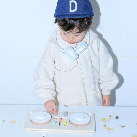 dou? LITTLE DJ 【ラッピング対応】 木のおもちゃ おもちゃ 木製 知育玩具 知育 ウッド 誕生日 出産祝い プレゼント 楽器 【あす楽対応】