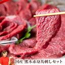 馬刺し 国産 熊本 お試し 2セットでおまけ増量 送料無料 赤身お試しセット 3人前 150g 赤身 馬刺 馬肉 肉 贈り物 内祝…
