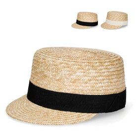 Mugiwara Work ワークキャップ キャップ 麦わら 天然 帽子 ストロー ウォーキング 散歩 ナチュラル UV対策 ぼうし UV 日除け WORK CAP 全2色 女性用 レディース lcn-n07473