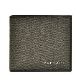 ブルガリ 財布 BVLGARI メンズ 二つ折り財布 32581 ブルガリアウトレット