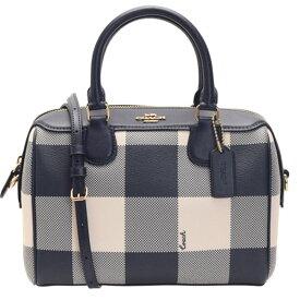 41025163f496 コーチ COACH 2wayショルダーバッグ ミニボストン ギンガムチェック アウトレット f66930immid | バッグ バック かばん 鞄