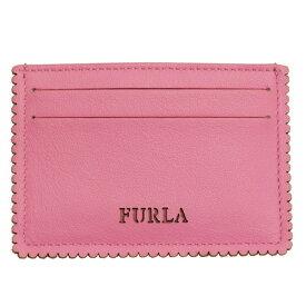 フルラ FURLA カードケース パスケース アウトレット 943949 | 定期入れ カード入れ ICカード ケース コンパクト レディース かわいい 可愛い おしゃれ オシャレ ブランド レザー