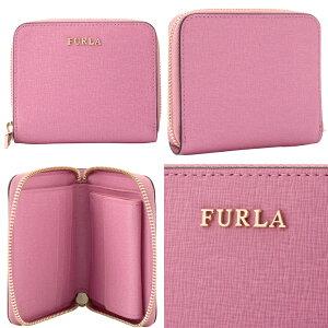 フルラFURLA二つ折り財布ラウンドファスナーレディースpr84母の日プレゼントギフトセール
