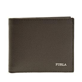 3524dde14f7a フルラ FURLA 二つ折り財布 メンズ 976789 | ウォレット サイフ さいふ 財布 小銭入れ ファスナー カード