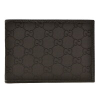 eaeafa15feaa グッチ GUCCI 二つ折り財布 メンズ ブラック GGナイロンxレザー 292534g1xkg1000