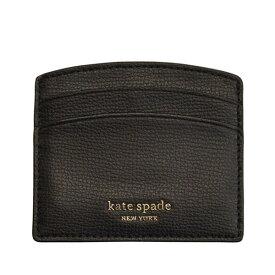 【スーパーSALE 10%OFF】ケイトスペード KATE SPADE カードケース パスケース pwru7197-001 | 定期入れ ICカード カード入れ ケース 名刺入れ レディース コンパクト かわいい 可愛い ブランド 本革