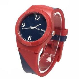【スペシャルセール】ジャックスペード JACK SPADE メンズ 腕時計 レッド(ケース) ブルー(文字盤) プラスチック(ケース) ラバー(ベルト) wuru0008 底値で販売中!
