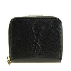 サンローラン SAINT LAURENT PARIS 二つ折り財布 アウトレット 352906cp20o1000-zz | ウォレット サイフ さいふ 財布 コンパクト ファスナー レディース かわいい 可愛い オシャレ おしゃれ 使いやすい ブランド