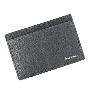 【ポイント10倍 8日0時〜】ポールスミス PAUL SMITH カードケース パスケース レディース メンズ アウトレット psmp0054