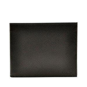 f9400e53c798 プラダ財布PRADAプラダメンズ · 二つ折り財布ブラックレザー2mo002saf1-nero