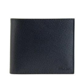 プラダ PRADA 二つ折り財布 メンズ アウトレット 2mo738safcui-balt | ウォレット サイフ さいふ 財布 ブランド財布 カード入れ 小銭入れ コンパクト かっこいい オシャレ おしゃれ 使いやすい ブランド