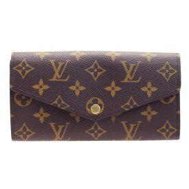 ルイヴィトン LOUIS VUITTON ショップ袋付き 二つ折り長財布 LV m62235   ブランド財布 ファスナー 小銭入れ カード入れ 多い レディース 使いやすい ブランド ルイビトン 送料無料 かわいい 可愛い オシャレ おしゃれ 2021AW