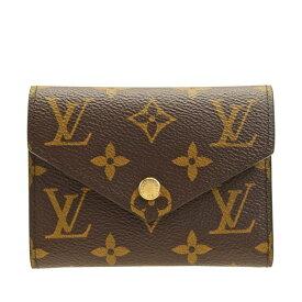 ルイヴィトン LOUIS VUITTON ショップ袋付き 三つ折り財布 LV m62472 | サイフ 財布 ブランド財布 ファスナー 小銭入れ カード入れ 多い レディース ブランド ルイビトン ファッション かわいい 可愛い オシャレ おしゃれ