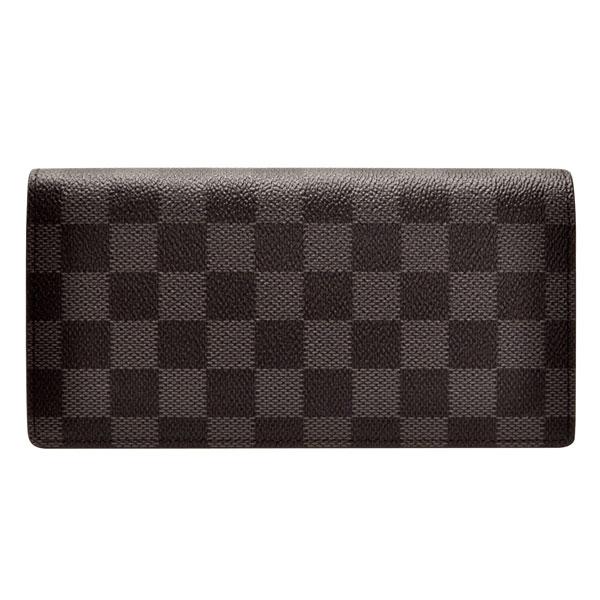 ルイヴィトン 財布 LOUIS VUITTON 二つ折り長財布 ダミエ N62665