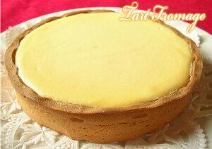 甘みと酸味のバランスがたまらない!大倉チーズケーキ店の【タルト・フロマージュ】ベイクド・チーズケーキ