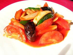 夏野菜のスパニッシュ