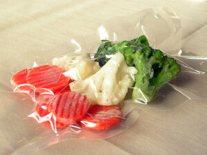 付け合わせやスープの具材に!人参・ブロッコリー・カリフラワーの温野菜
