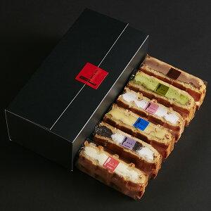 R.L(エール・エル)ワッフル ケーキ 6個入り 【 お試し スイーツ ミニ ケーキ 詰め合わせ プチギフト スイーツ ギフト かわいい お取り寄せスイーツ お菓子 ギフト おしゃれ 内祝い お返し