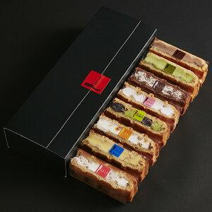 R.L(エール・エル)ワッフル ケーキ 8種 バラエティ セット【 お試し スイーツ ミニ ケーキ 冷凍 内祝い スイーツ ギフト かわいい お取り寄せスイーツ お菓子 詰め合わせ ギフト かわいい