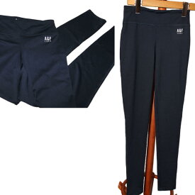 【L.A.直輸入】Abercrombie&Fitch アバクロシンプルスパッツ