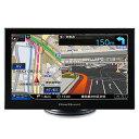 フルセグ ポータブルナビ 7インチ 16GB 2021年版 ゼンリン地図 詳細市街地図 VICS 渋滞対応 みちびき対応 バックカメ…