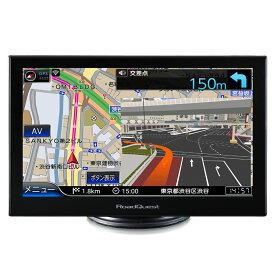 フルセグ ポータブルナビ 7インチ 16GB 2021年版 ゼンリン地図 詳細市街地図 VICS 渋滞対応 みちびき対応 バックカメラ対応 地デジ カーナビ RQ-A719PVF