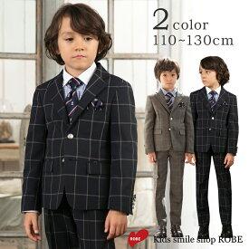 2c250f687b4a8 入学式 スーツ 男の子 小学生 卒園式 子供服 ブラックフォーマル キッズフォーマル 子供フォーマル