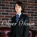 卒業式 スーツ 男の子 5点セット ブラックフォーマル  ジュニア OLIVER HOUSE オリバーハウス 140cm・150cm・160cm・170cm 子...