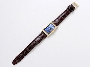 CIRCA腕時計ブルー(サーカ)[CT125T]アンティークゴールド腕時計革ベルトレディースメンズ人気レザークリスマスお誕生日プレゼントナノユニバース【送料無料】【RCP】P06Dec14