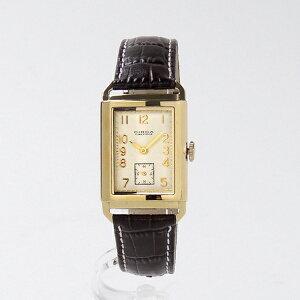 CIRCA腕時計(サーカ)[CT103T]アンティークゴールド腕時計革ベルトレディースメンズ人気レザーお誕生日プレゼント【楽ギフ_包装選択】【楽ギフ_送料無料】【マラソン201405_送料無料】02P06May14