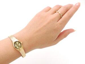 Vida+レディース腕時計〈オーバル〉(ヴィーダプラス)かわいいアンティークゴールド華奢ブレスレット人気チェーンベルトクリスマスプレゼント【楽ギフ_包装選択】【楽ギフ_送料無料】【RCP】10P30Nov13