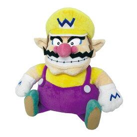 ぬいぐるみ ワリオ Sサイズ スーパーマリオ マリオ 任天堂 ニンテンドー Nintendo おもちゃ 子供 キッズ 誕生日 プレゼント ギフト 人気 キャラクター グッズ 祝い 男の子 女の子 キッズ 子ども こども 贈り物 癒し 孫 三英貿易